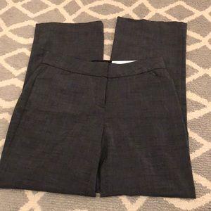 NWT grey dress pants